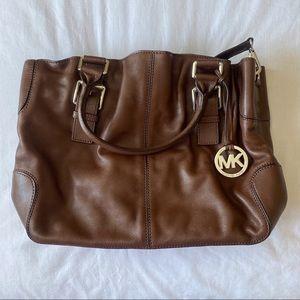 Michael Kors large brown bag
